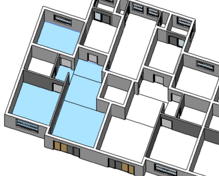 BIM案例施工图设计-平面视图处理(100页)