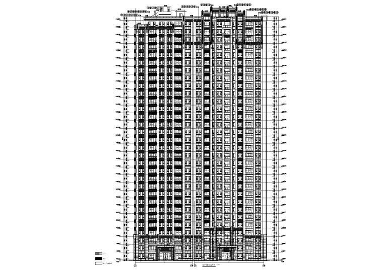 [上海]火车站北广场C2地块项目规划施工图
