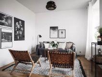 瑞典39㎡小公寓