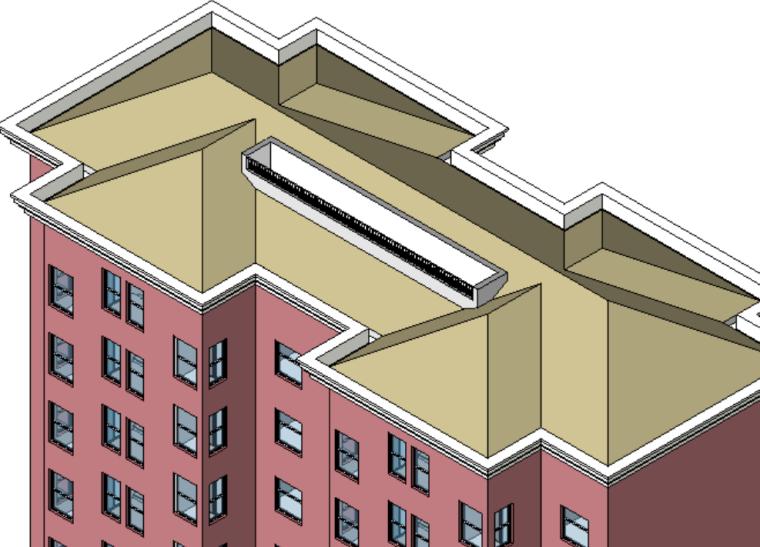 BIM案例施工图设计-立面视图处理(112页)