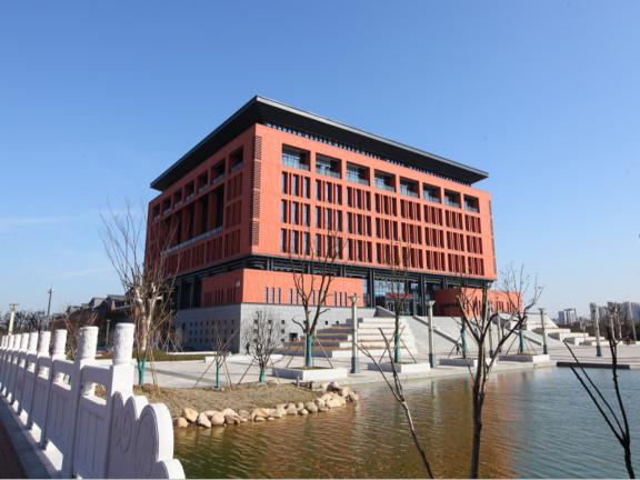 新校区图书馆工程创优总结