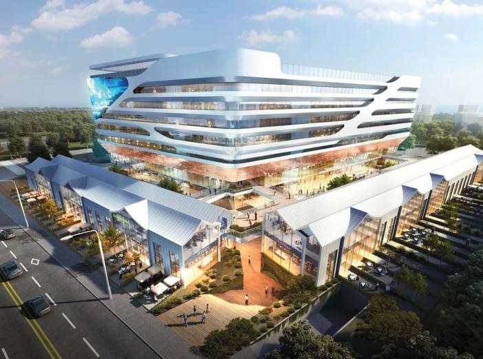 [江苏]南京城东商业综合体项目方案设计文本