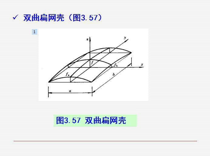 双曲扁网壳5