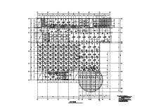 21层国际交流中心框剪结构施工图_含建筑