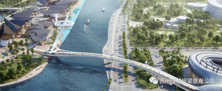 新地标惊艳登场——三亚海棠湾河心岛景观桥