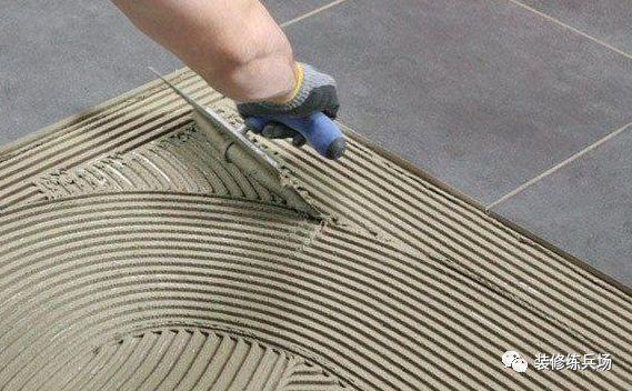 墙地砖铺贴施工工艺技术篇(湿法)