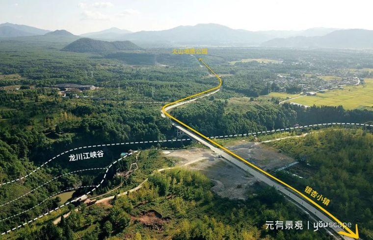 腾冲银杏小镇规划设计与一期示范区呈现