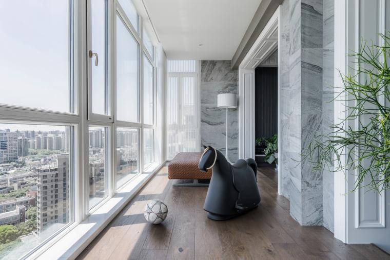 34套混搭風格住宅室內空間設計案例合集