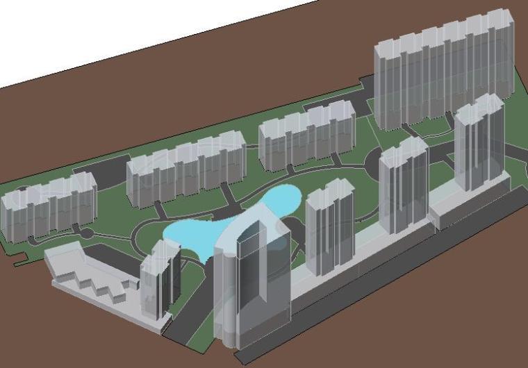 BIM建筑施工图设计应用-经济技术指标丨18页