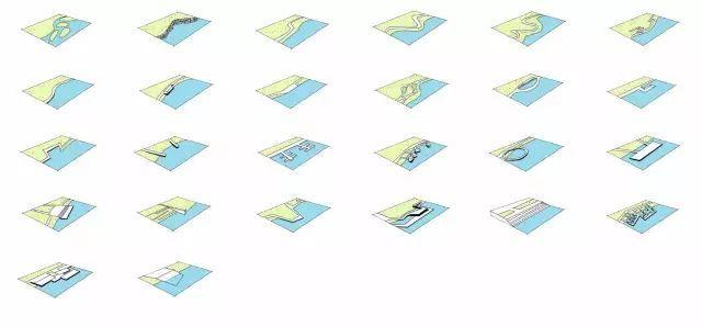 63万㎡的滨水空间设计竞赛,MVRDV这把又赢