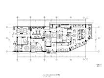 巢羽设计-苏州80苏小馆施工图+高清效果图