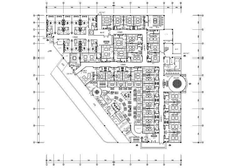 天王星KTV室内装饰设计项目施工图
