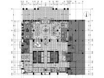 [广东]中山希尔顿酒店装饰施工图+效果图