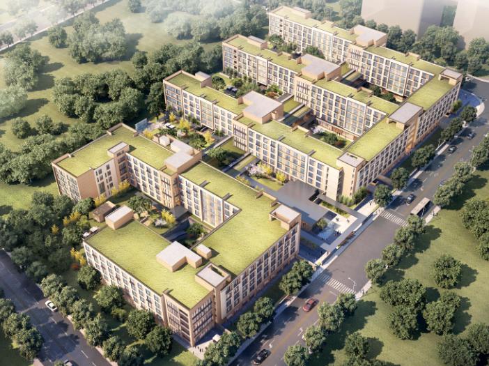 [北京]昌平区某养老项目规划设计方案文本