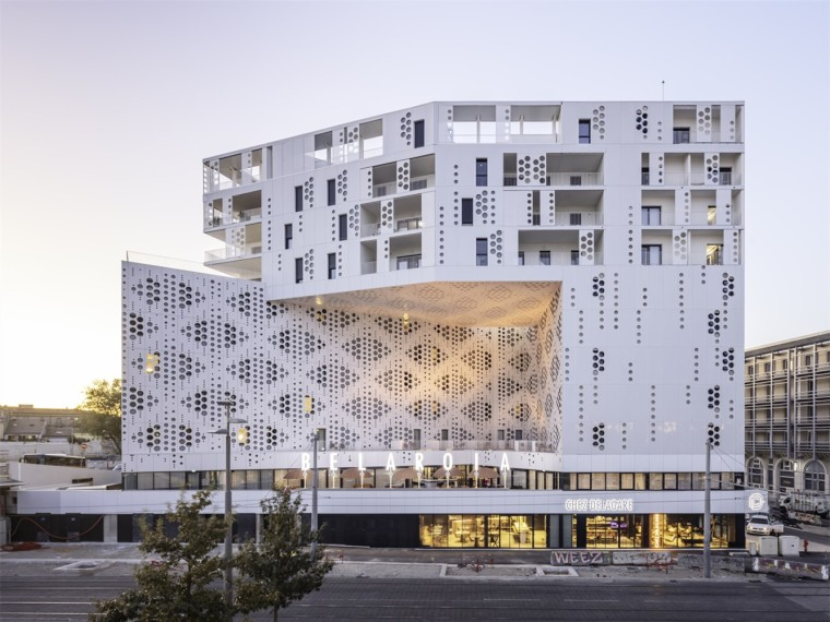 哈尔滨商业住宅楼电气施工组织设计方案