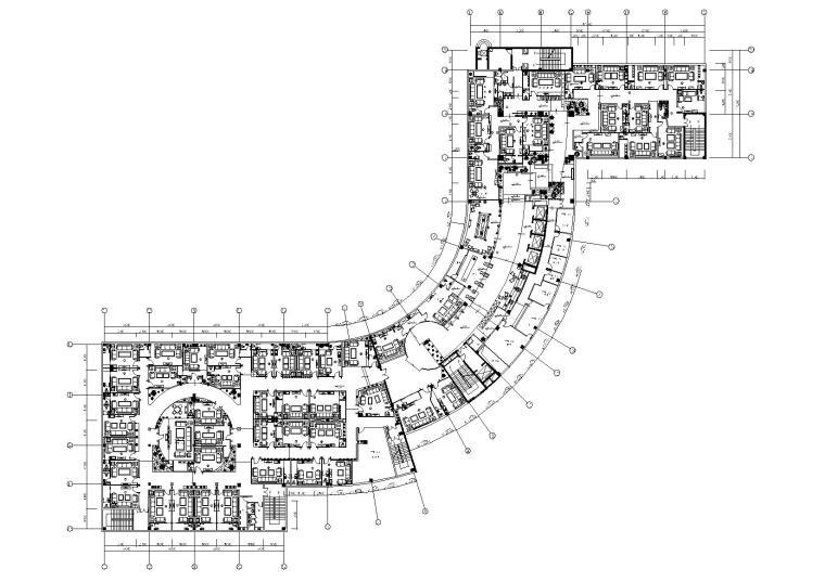 [浙江]瑞安国际KTV设计装饰项目成套施工图
