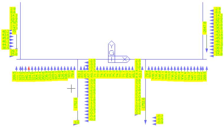 明挖隧道E、F型截面结构检算计算书