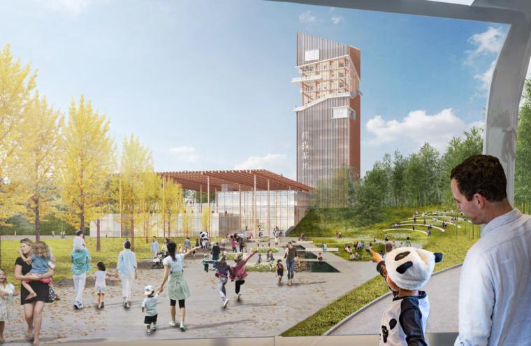 [四川]熊猫之都风景区总体策划及概念性规划