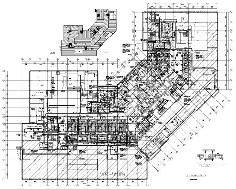 万州妇幼保健院通风空调工程施工图