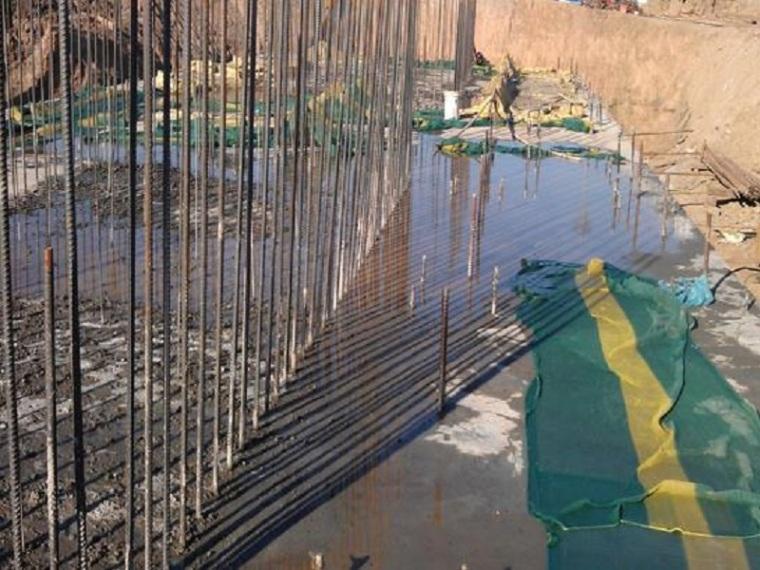 大体积混凝土施工质量控制QC成果