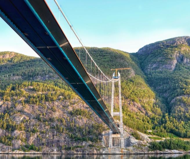 桥梁工程装配式简支梁桥的构造
