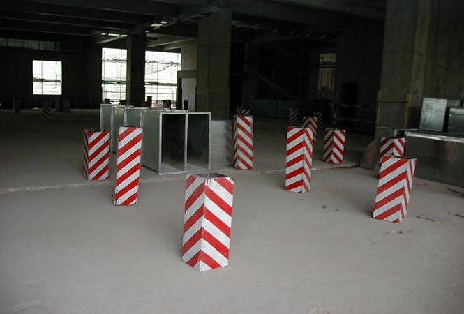 美术馆项目清水混凝土成品保护专项施工方案