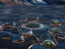"""""""火星村""""项目的设计方案"""