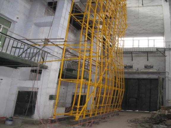 扣件钢管脚手架安全措施资料下载-扣件式钢管脚手架安全施工技术规范