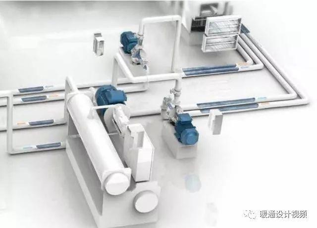 vrv空调系统的主要问题资料下载-14种冷热源及空调系统有什么特点?