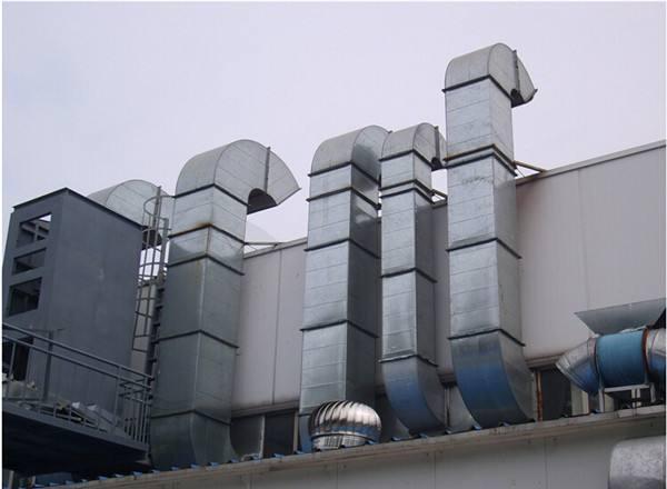 通风空调工程质量通病及防治手册