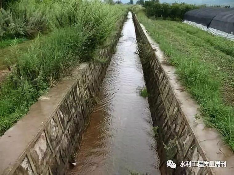 农田水利工程渠道设计分析