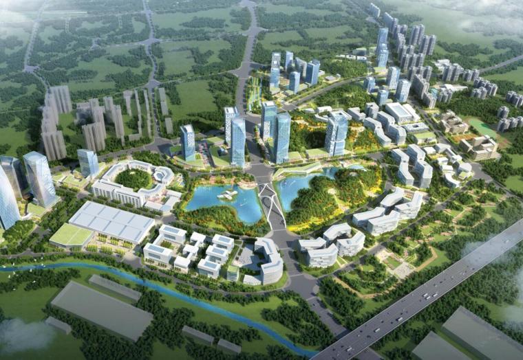 [貴州]大數據物流商業產業園概念規劃方案