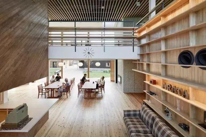日本老龄建筑设计资料下载-日本老年建筑设计理念及其典型案例分析