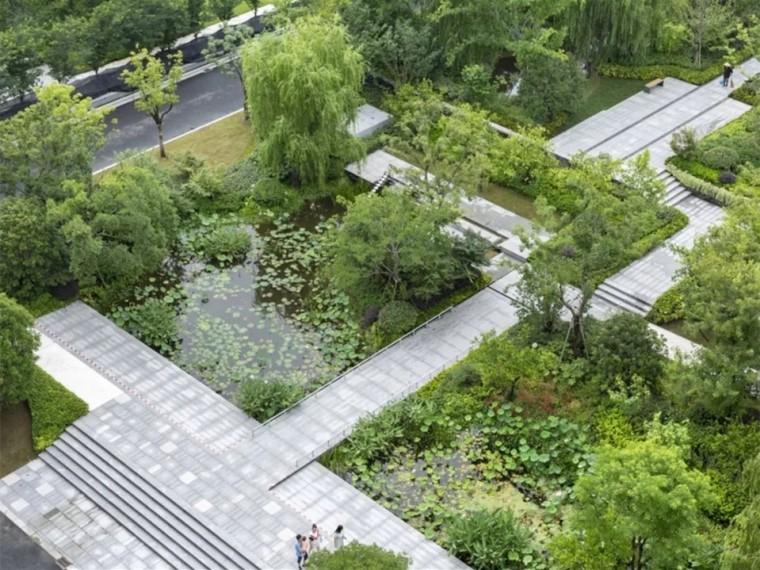 杭州地铁绿城·杨柳郡西公园