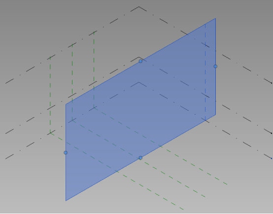 Revit自适应创建遮阳棚的简单技巧