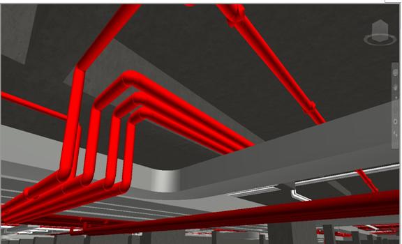 BIM平台下的暖通空调系统设计