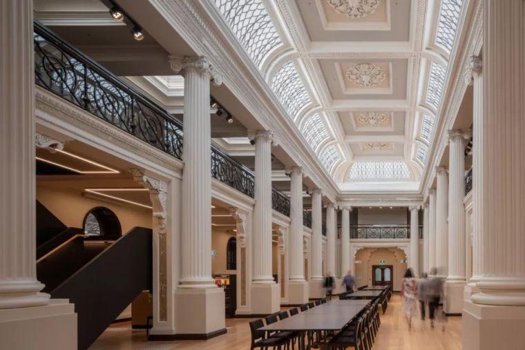 維多利亞州立圖書館改造