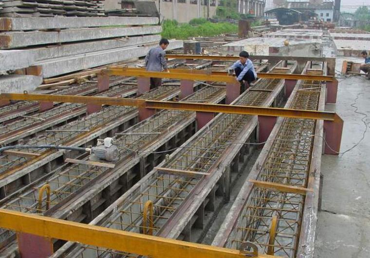 地基与基础工程常见质量通病(93页)-钢筋混凝土预制桩制作