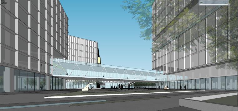 产业园-歌华有线园区投标方案模型设计
