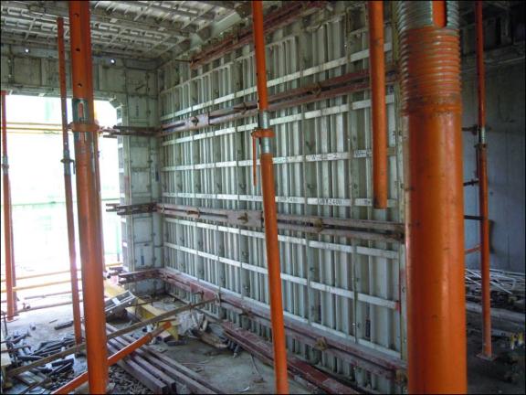 建筑工程铝模板全过程施工工艺图解