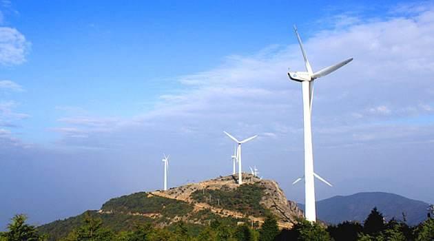 风电场工程施工质量验收项目划分表