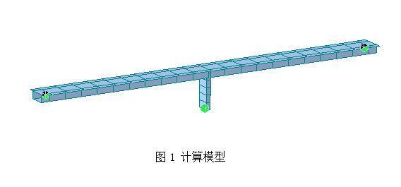 Midas钢结构人行景观桥计算书
