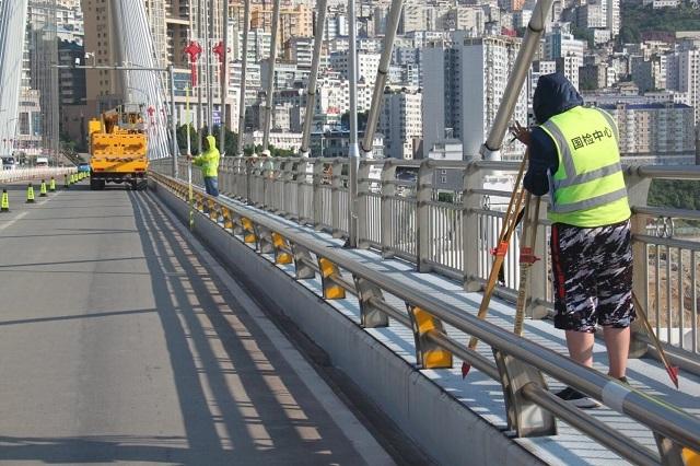 市政桥梁勘测、施工及运营阶段的测量工作