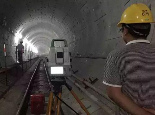 控制测量技术交底资料下载-市政隧道控制测量、计算及误差分析