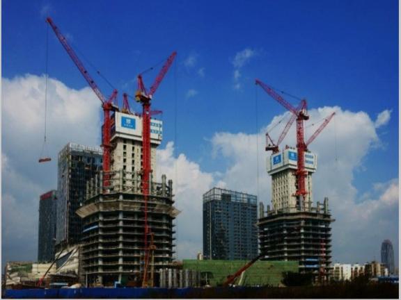 多发地震区超高层建筑施工现场的安全疏散