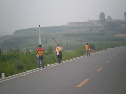 [郑州]市政道路施工测量控制方案