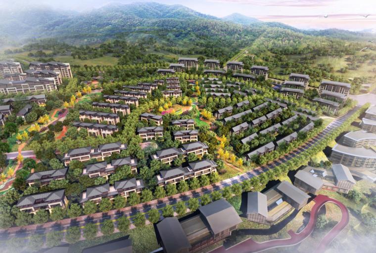 [云南]昆明现代风格超高层住宅建筑方案