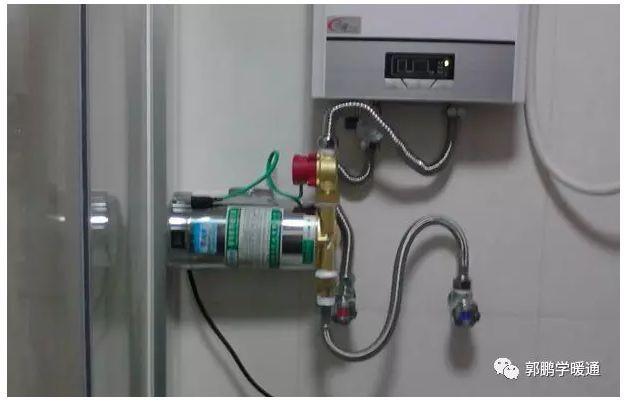 暖通空调——地暖循环泵选型