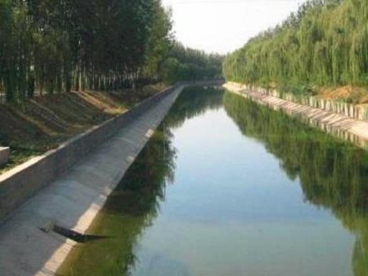 水电站引水渠施工组织设计毕业论文