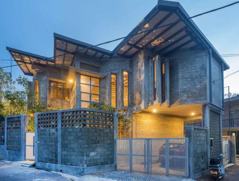 """新農村+民宿建筑設計:斯里蘭卡""""寶塔"""""""